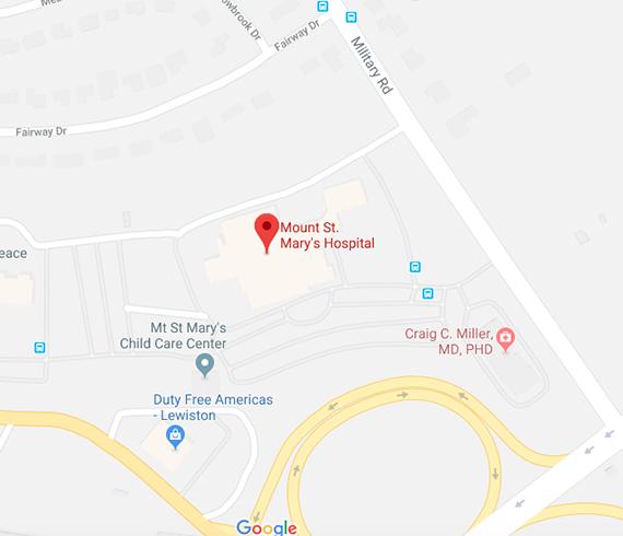 Mount St  Mary's Hospital | Catholic Health - The Right Way