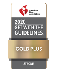 Get With The Guidelines® - Stroke Gold Plus (2020)