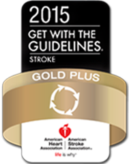 2015 Get with the Guidelines: Stroke Gold Plus