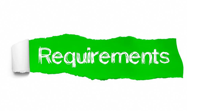 Program Requirements
