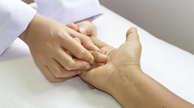 Catholic Health Hand Physical Therapy