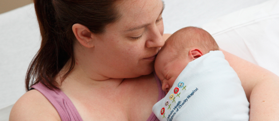 Mother Baby Care Catholic Health The Right Way To Care