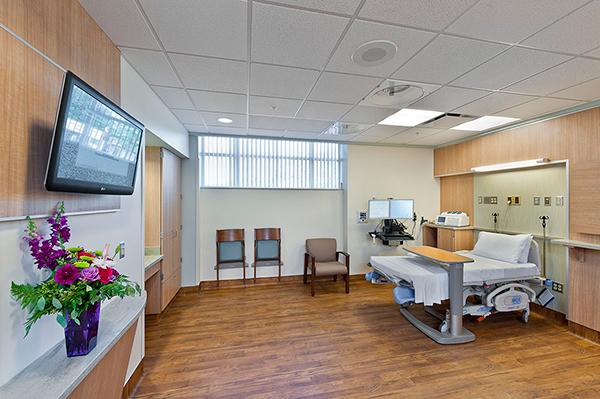 Child Birth In A Hospital Private Room