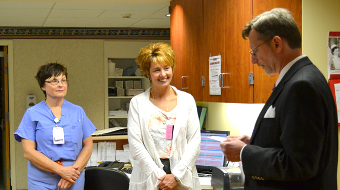 Angel of Mercy | Catholic Health - The Right Way to Care